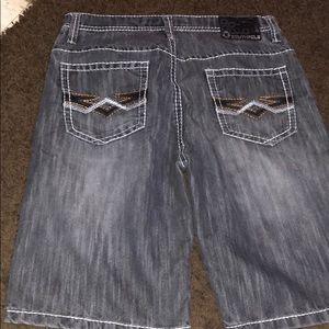 South Pole Shorts - Men's denim SouthPole shorts